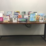 We have a whole display dedicated to helping students navigate the often murky world of finances and scholarships. Check it out! #eoulibrary #piercelibrary #goeou #eoulife