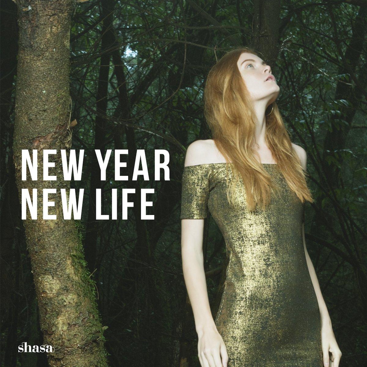 Nuevo año, nueva tú.  Visítanos en @Shas...