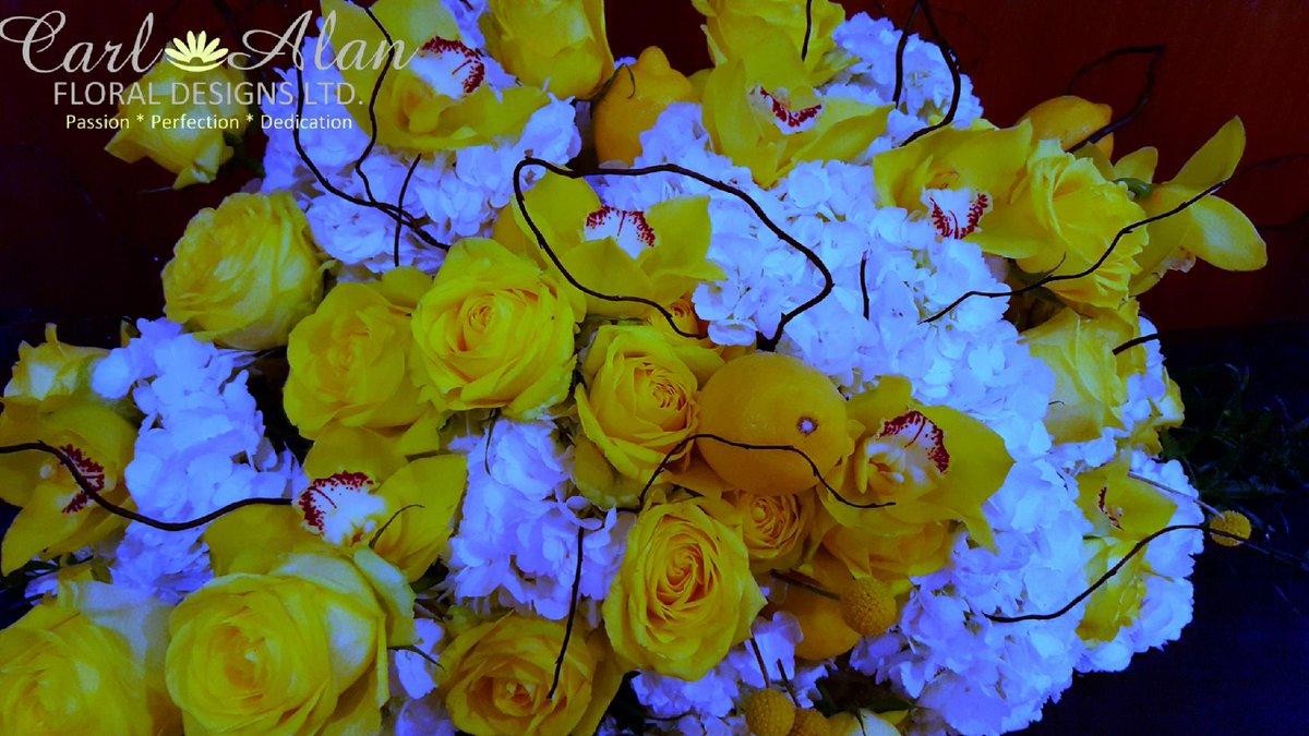 Carl Alan Floral Ltd On Twitter When We Design Flowers For