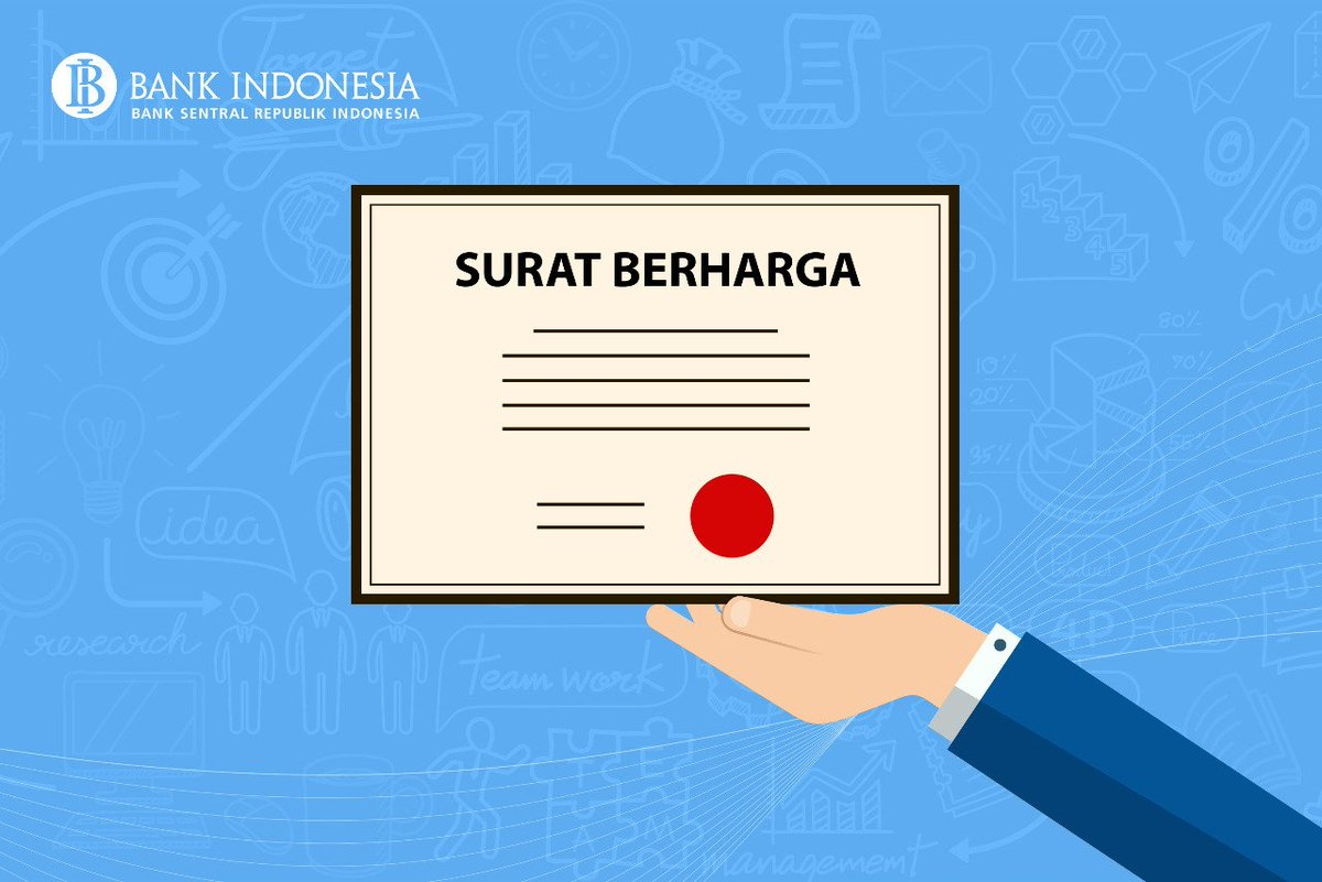 Bank Indonesia On Twitter Surat Berharga Adalah Surat