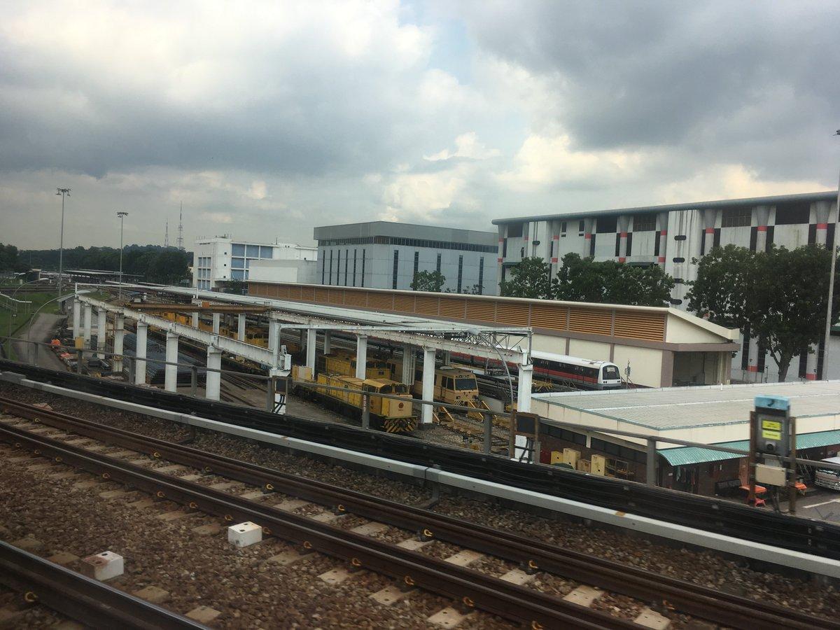 MRT Singapore Service Information on Twitter: