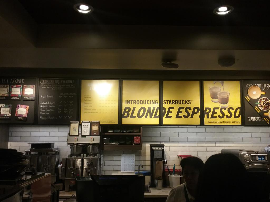 Starbucks Coffee Pa Twitter Our Menu Signs Changed To Give