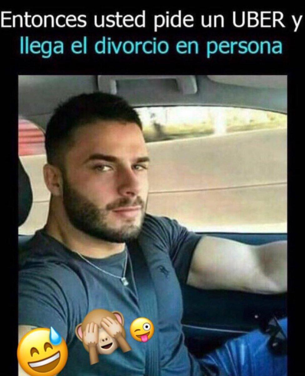 🤣🙈👌🏼😆 #uber #divorcio #tentaciones #chof...
