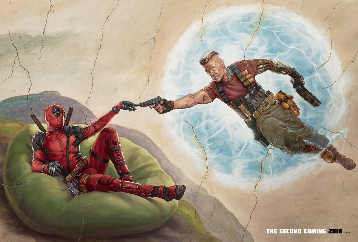 Deadpool 2 Release Date Moves Up, The New Mutants & Gambit Delayed