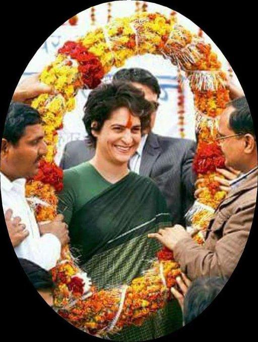 Happy birthday Smt Priyanka Gandhi ji