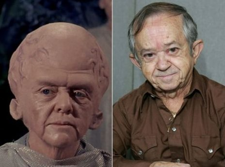 Happy 81st Birthday to Felix Silla! May you live long and prosper, friend.