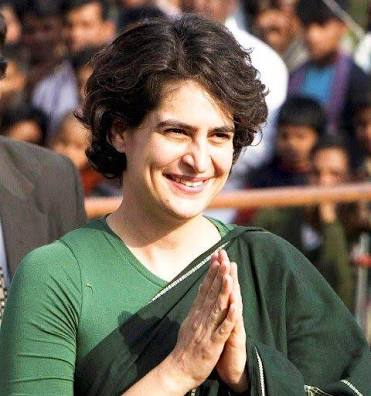 Mumbai Youth Congress Wishes Priyanka Gandhi Vadra a very happy birthday