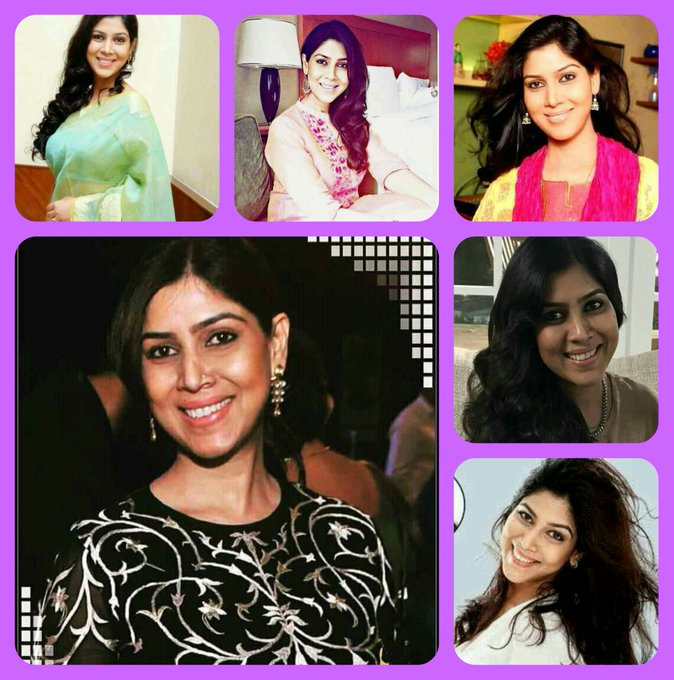 Happy Birthday Sakshi Tanwar...