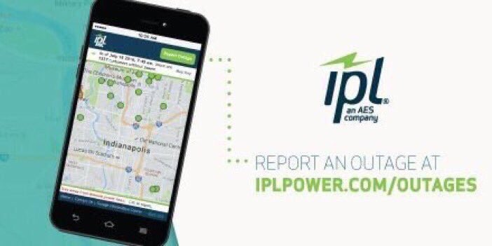 If Youu0027re Experiencing An Outage, Report It Online Via A Mobile Device:  Http://iplpower.com/outages Pic.twitter.com/RoEFl3svl3