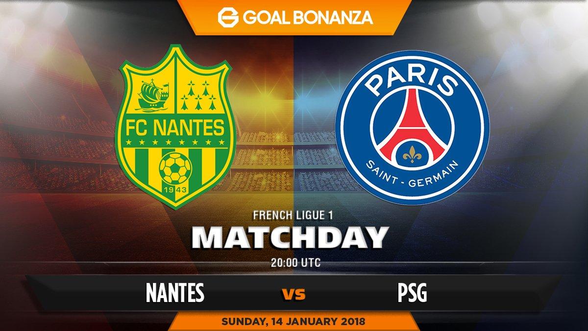 Xem lại Nantes vs PSG Highlights, 05/02/2020