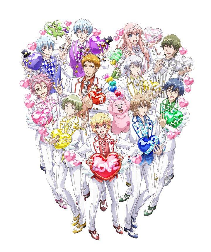 ファイナルイベント「美男高校地球防衛部LOVE!FINAL!」キービジュアル公開!! #boueibu