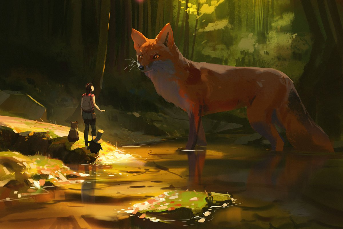 pencil kings on twitter well hello mr giant fox another great