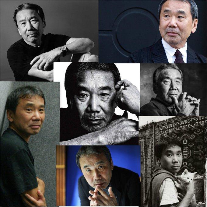 Happy birthday Haruki Murakami!!!