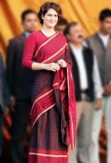 Happy birthday Priyanka Gandhi ji!!!