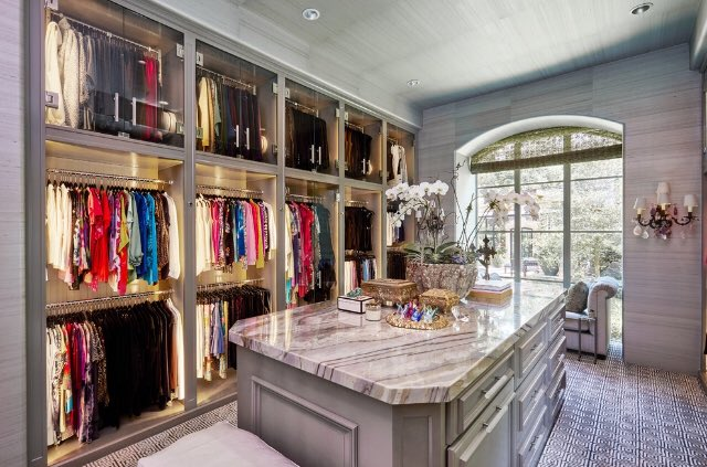 Exceptionnel Design By Kathleen Jacobson, The Couture Closet #closet #walkincloset  #closetgoals #clothes #clothingbrand #luxuryrealestate #realestate  #architecture ...