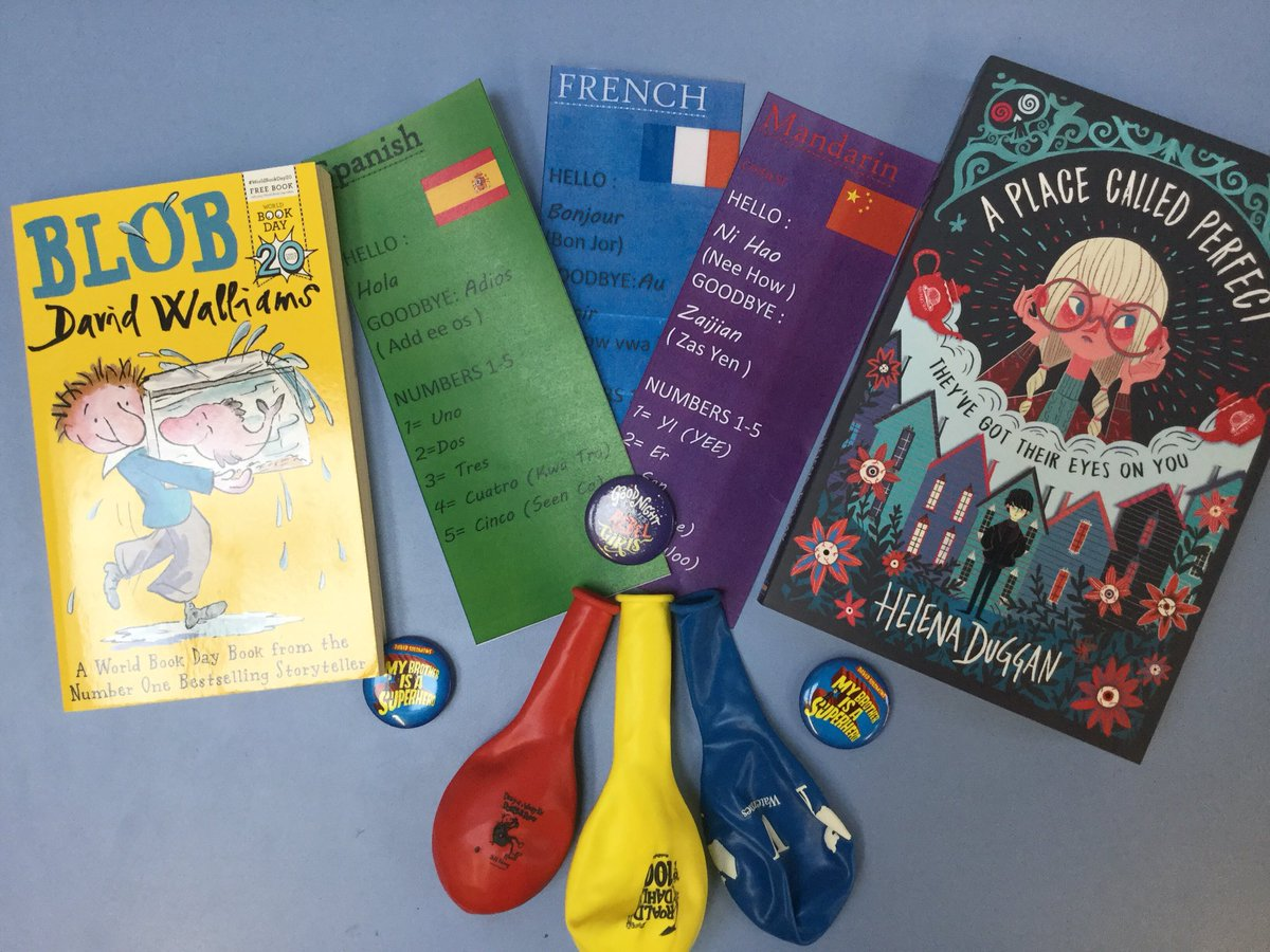 test Twitter Media - Languages 4 Life!  For only £1 get an awesome bookmark and win a prize in our raffle! Bookmarks teach you the basics of Mandarin, French, German or Spanish. Also there are stickers, badges and balloons. What are you waiting for? Come and buy! #gbAspirations https://t.co/6pXioYXdl5