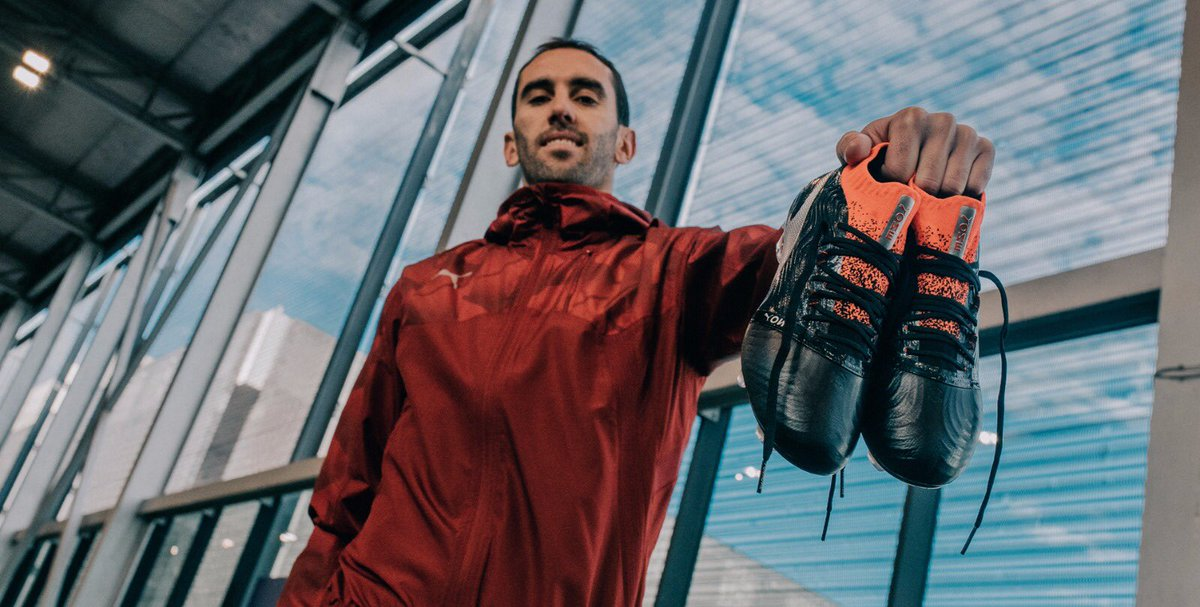 Looking forward to hitting #NewLevels in the new #PUMAOne. @pumafootball