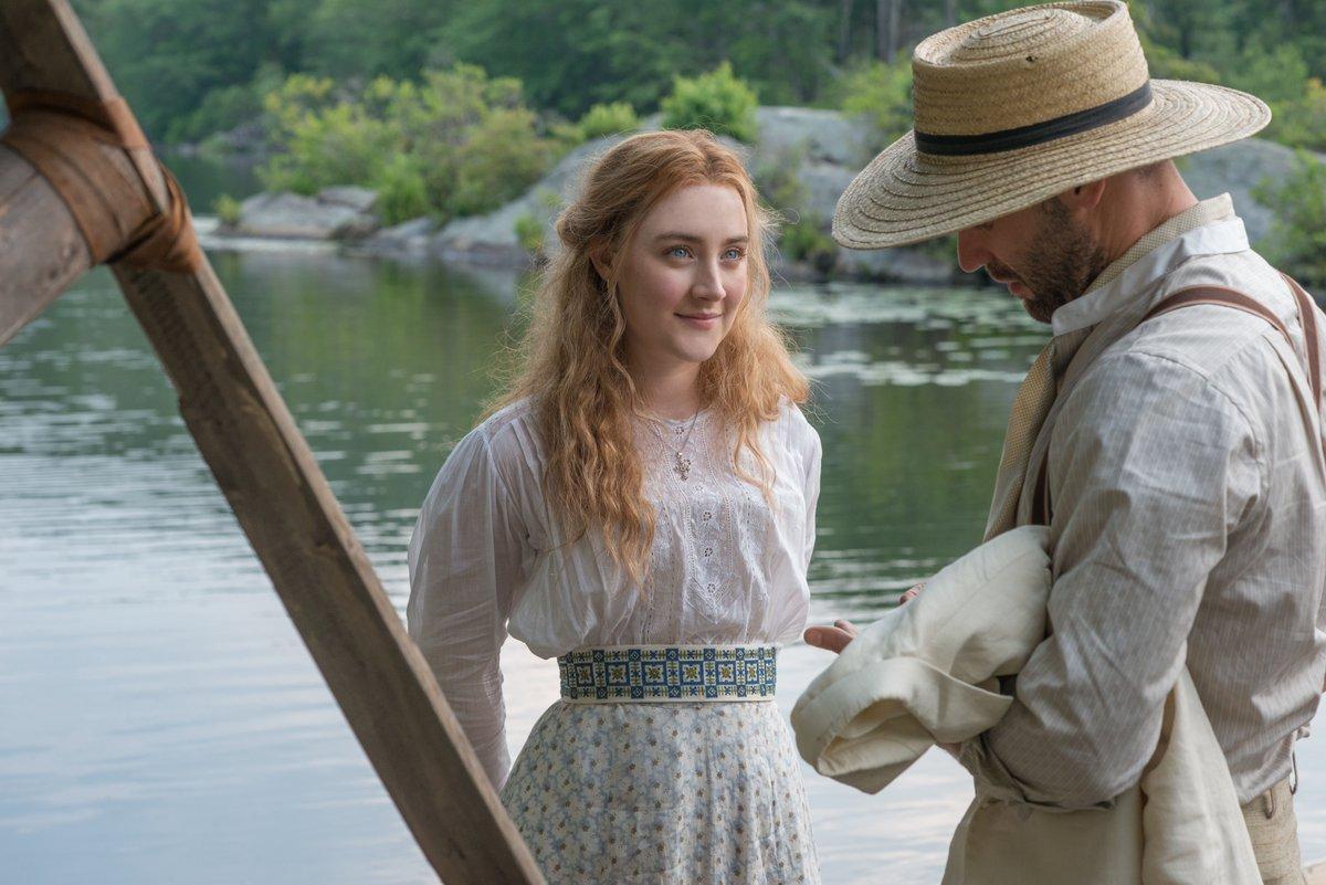The Seagull, avec Saoirse Ronan et Elizabeth Moss DTV4xKRXkAATgUk