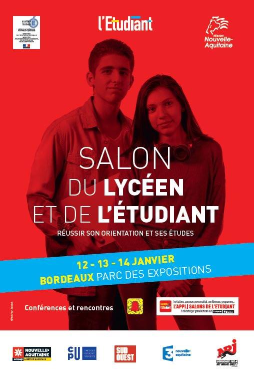 Salon etudiant info en direct news et actualit en temps r el photos et vid os sur - Salon de l etudiant bordeaux ...