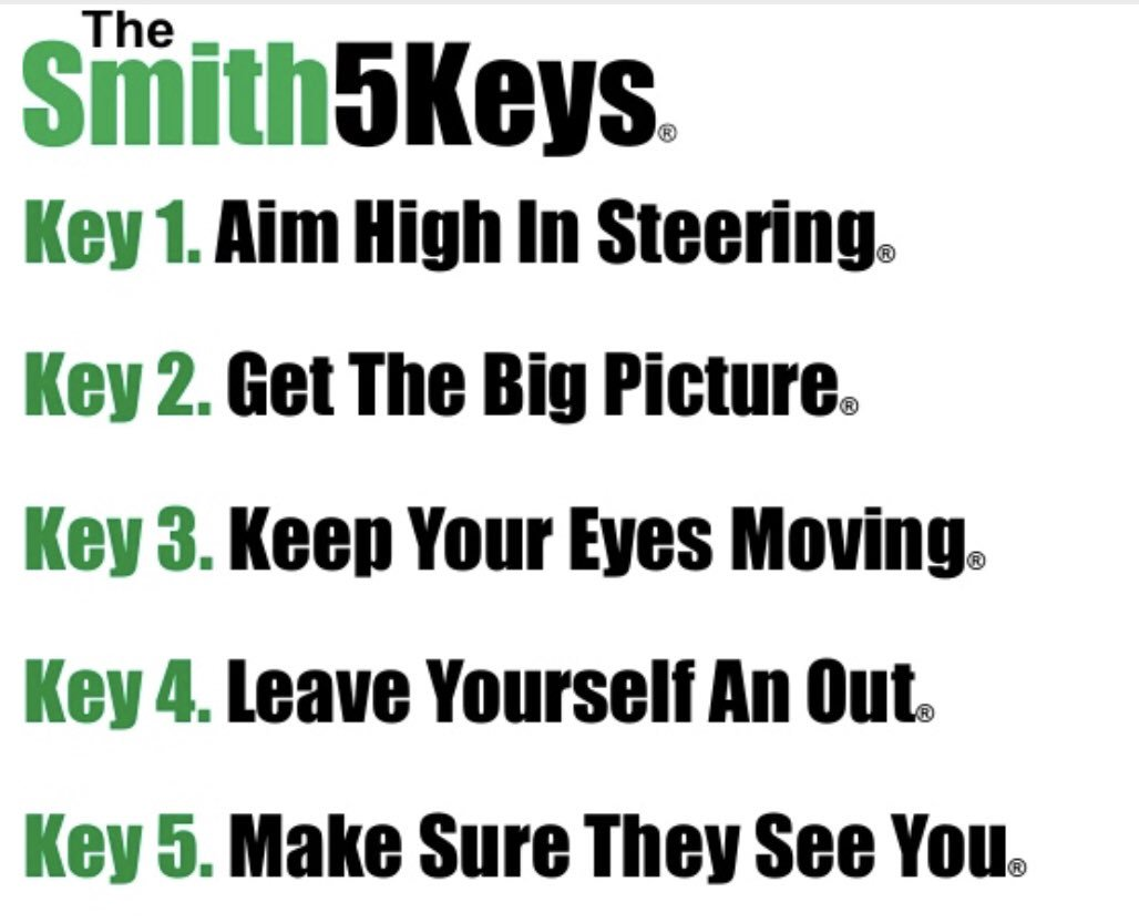 Check For Slick Roads And Walking Surfaces Remember Safety First Foremost Practice The Smith Driving Keys Each Every Day