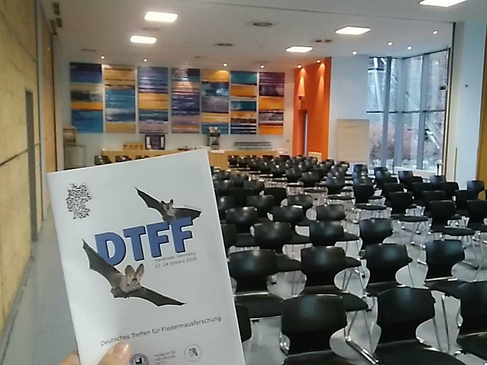 Emrah çoraman On Twitter Dtff2018 German Bat Meeting Ready Start
