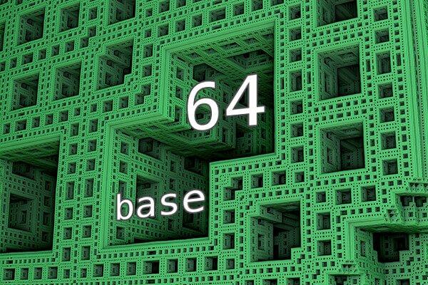 Etiqueta #base64 en Twitter
