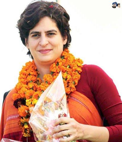 Wishing Priyanka Gandhi Vadra a very Happy Birthday mam  Many many returns of the day