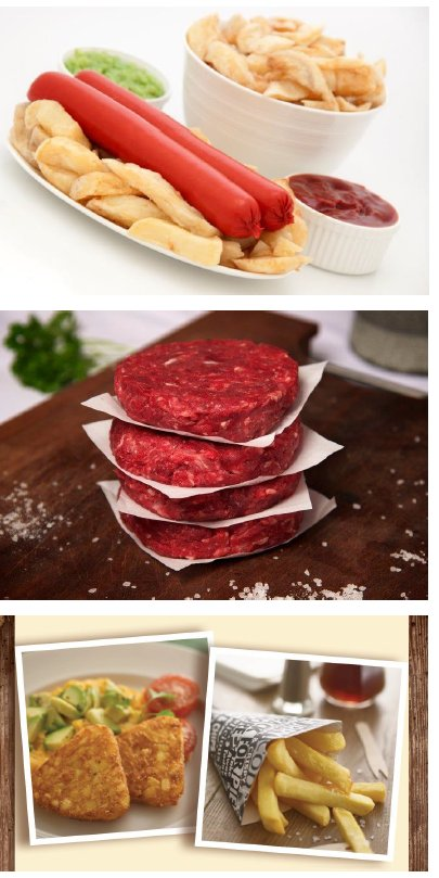 test Twitter Media - NEW PRODUCTS AVAILABLE NOW -  ● Saveloys ● USA and steakhouse burgers ● Frozen chips ● Hash browns  #newproducts #usa #burger #hashbrown #chips https://t.co/RJN2qtB7gC