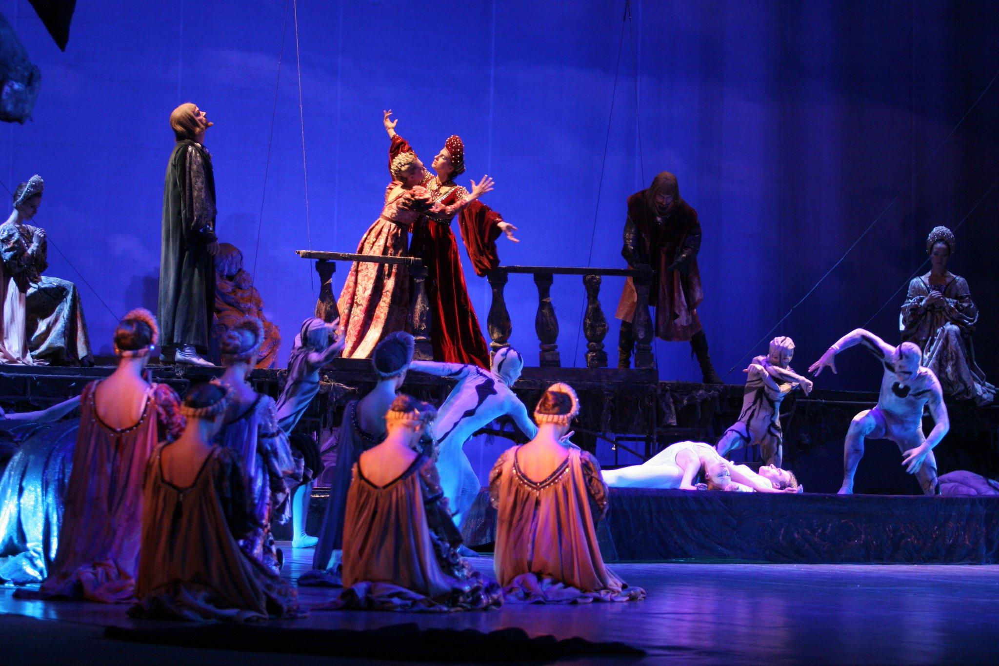 картинки балет ромео и джульетта является одной