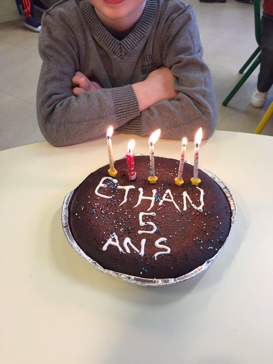 Classems On Twitter Joyeux Anniversaire Ethan 5 Ans