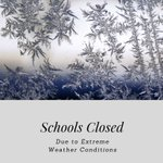 IMPORTANT🚨: All Perry Township Schools are closed Friday, January 12, 2018.