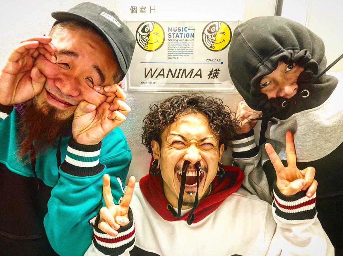 【この後すぐ】  テレビ朝日系  「MUSIC STATION SP」  そして…放送終了後22時‼︎  『シグナル』MV開催‼︎  ともに開催 願いまーす‼︎‼︎‼︎  #WANIMA #Mステ #エビバデ