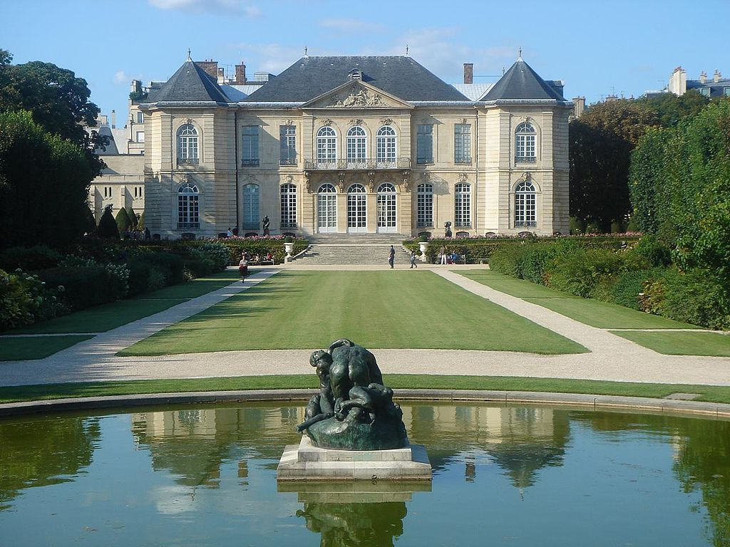 Did you know, in 1916, famed sculptor Rodin handed his collection over to the Government, including sculptures and drawings, along with the reproduction rights! #MuséeRodin opened 3 years later in 1919 https://t.co/TpSsE4RB46 https://t.co/CH2hYBdSqF