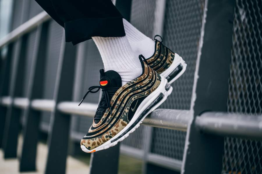 sizes Nike Air Max 97 Country Camo UK
