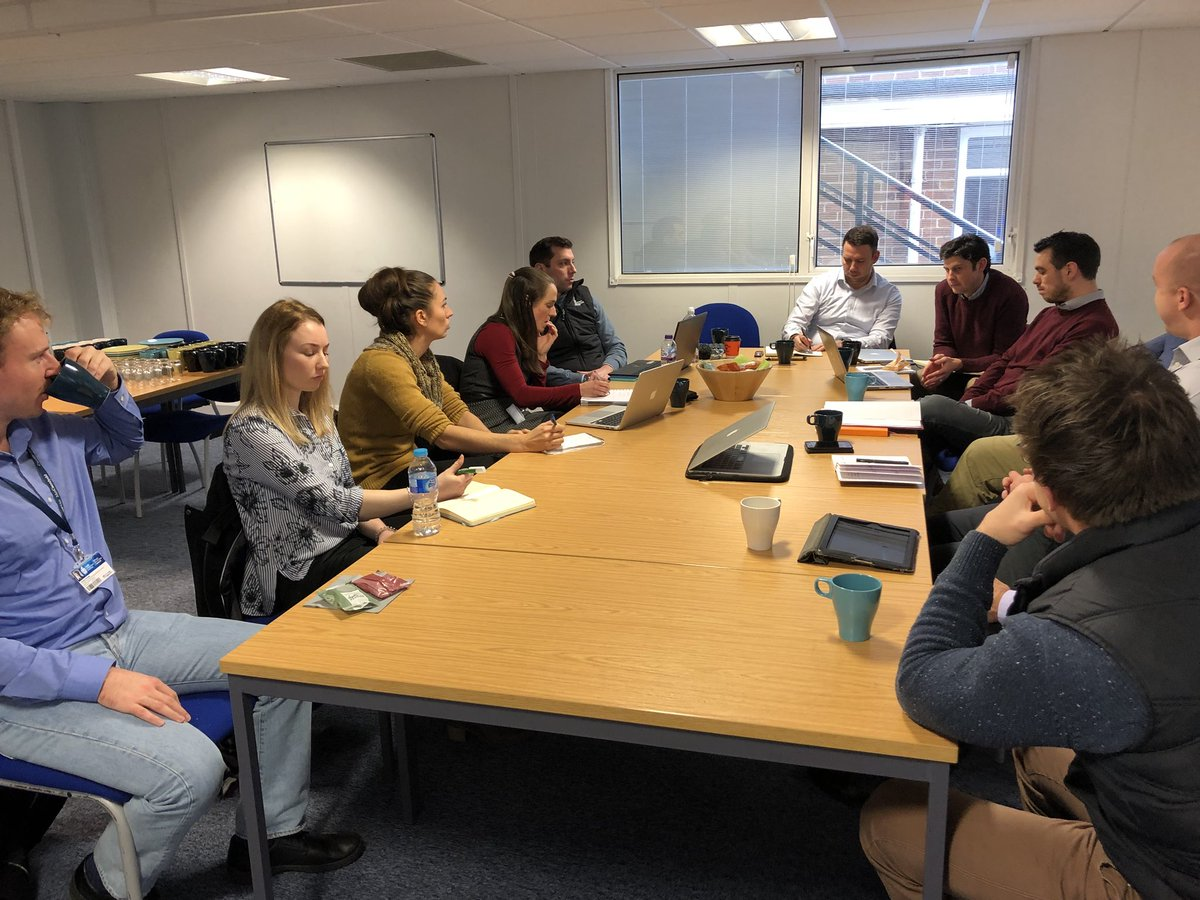 Great start to the APEH research meeting @cardiffmet today for our first @CardiffMetS_PE #PhysicalLiteracy forum and exciting to welcome @SportPsychAus @rachelgwenllian @JShakespearePA @physagogy and many others! #researchquality #collaboration<br>http://pic.twitter.com/sd1RDuZccv