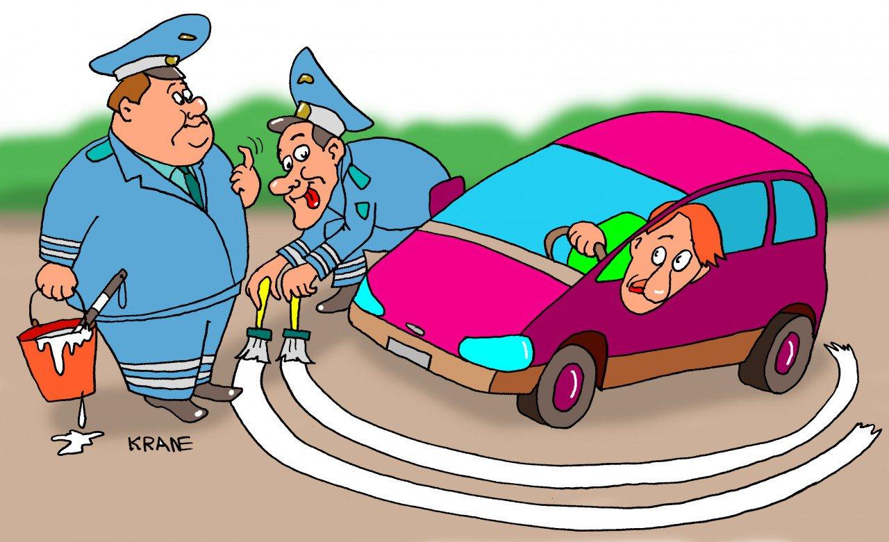 Картинка смешные про водителей, юбилеем