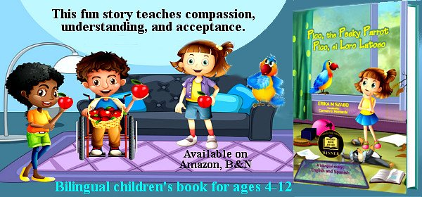 http:// tinyurl.com/yclykya6  &nbsp;   &quot;An adorable story that teaches a strong message of compassion, friendship, acceptance, and communication.&quot; #childrensauthor #childrensbooks #MGLit #KidLitChat #GBBPub #BooksByErika #booklovers #bibliophile #litlovers #amreading #books #bookbloggers<br>http://pic.twitter.com/ERELMSlOVp