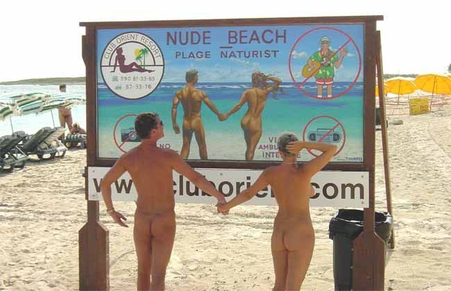 Authoritative point st martin free nude beach pictures