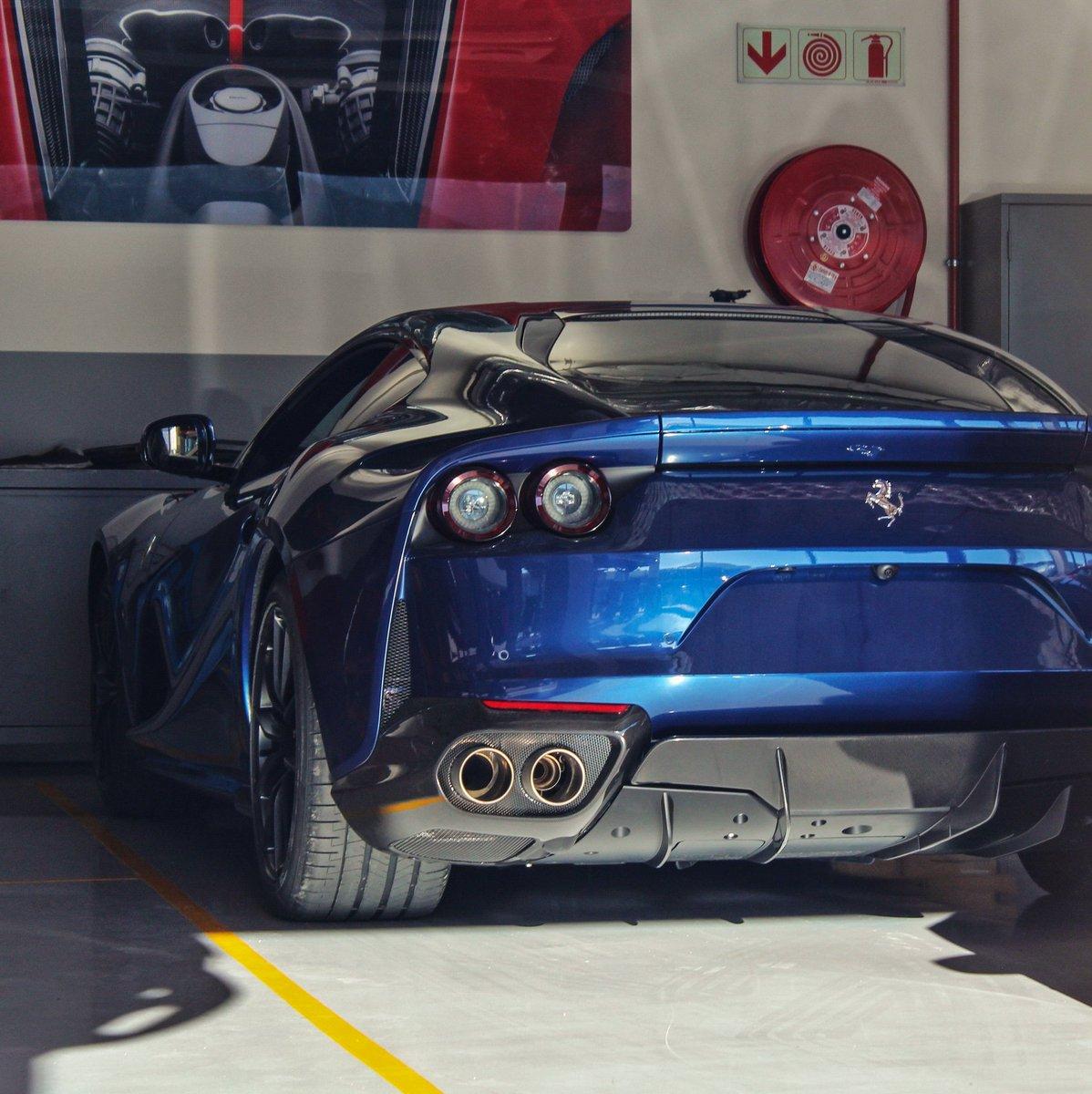 """Motor Magnet On Twitter: """"The Ferrari 812 Superfast Has"""
