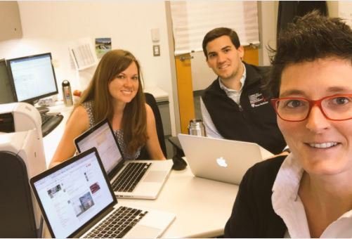 Hello, everyone, welcome to the @Penn_CRS #SciParty! My name is @marionleary and I am so excited to be taking over the @SciParty Twitter acct today along with my colleagues @AudreyBlewer and @skmcgov!<br>http://pic.twitter.com/gISkn74jTj
