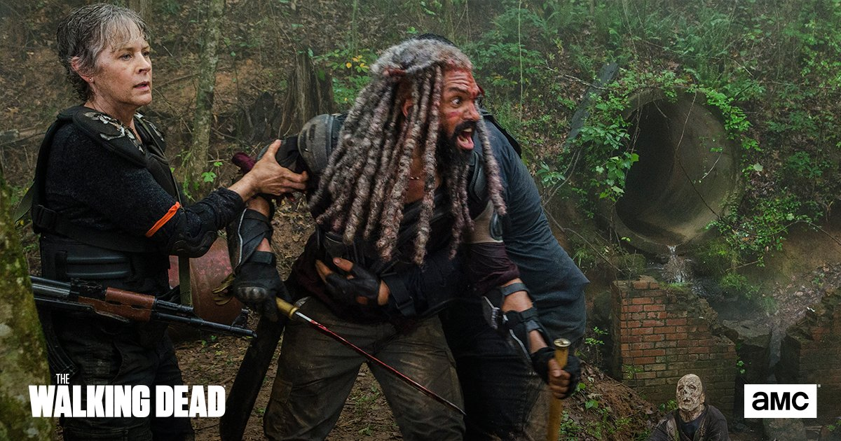 Don't let the #TWD break get you down. B...