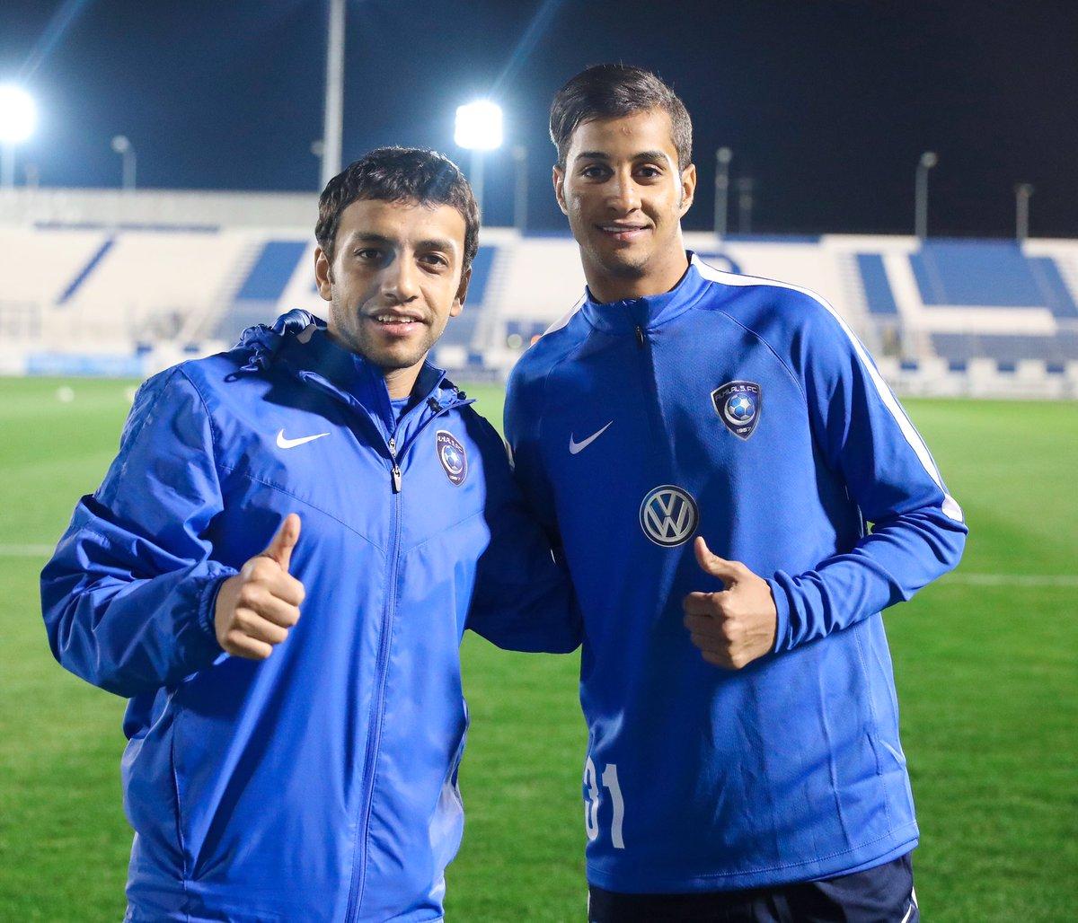 نادي الهلال السعودي on Twitter: صور منوّعة من تدريبات فريق الهلال الأول لكرة القدم مساء اليوم الجمعة.…