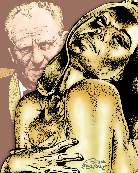 Happy 81st birthday Shirley Eaton aka Jill Masterson, the girl who meet a golden end in Goldfinger.