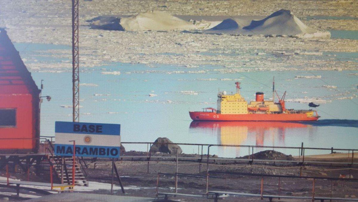 Resultado de imagen para Crean el Comando Conjunto Antártico en Defensa para conducir todas las operaciones antárticas