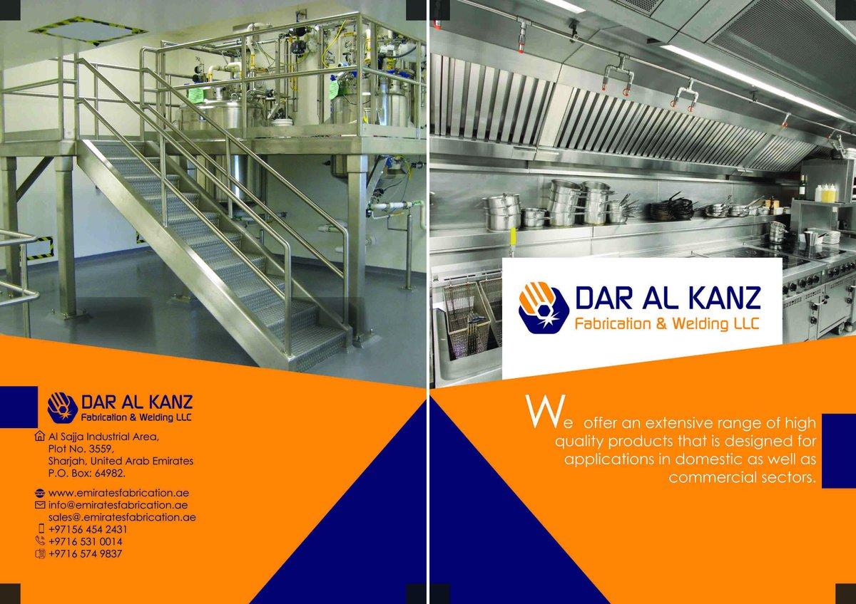 Dar Al Kanz Fabrication (@EmiratesFab) | Twitter