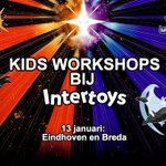 Voor kinderen die gek zijn op Pokémon en alles willen weten over #PokemonUltraSunMoon, organiseert Nintendo samen met @Intertoys morgen #Pokémon Kids-workshops. Alle info: https://t.co/lw3j7CHDVd