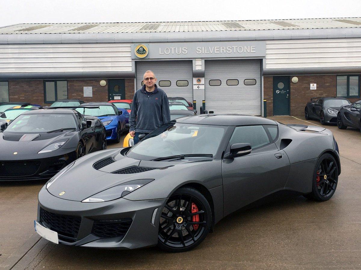 From Lotus Evora 276hp to Lotus Evora 400....Enjoy! Car Lotus Evora 400 finished in Metallic Greypic.twitter.com/U7KyMt7K9g & Lotus Silverstone on Twitter: \