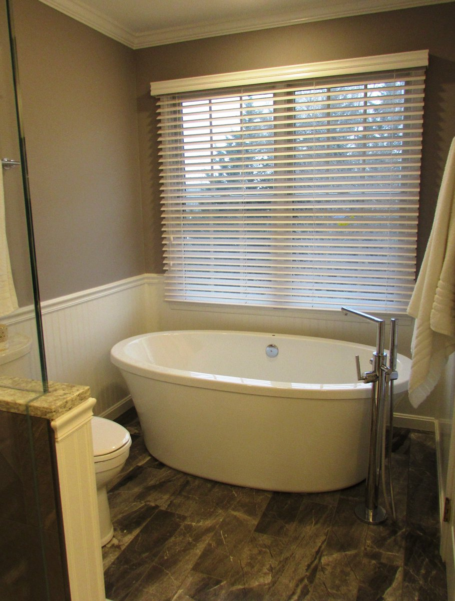 Talon Construction On Twitter Just Finished Bathroom Remodeling