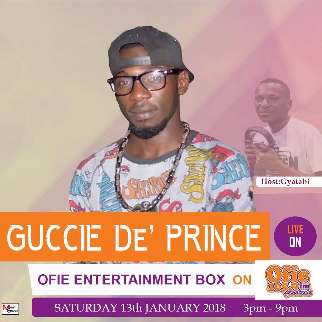 Guccie De'Prince (@Deprincemusic)   Twitter