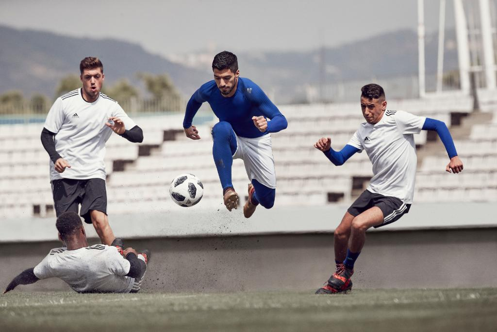 Play explosive. 💥 The new #AlphaSkin apparel, available now: https://t.co/yefeTSrWyu #HereToCreate